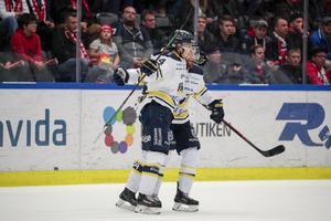 HV71 vann borta mot Örebro på söndagen.