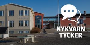 I premiären för LT:s debattforum Nykvarn Tycker debatteras skolans framtid i Nykvarn.