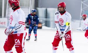 Filip Nyberg leder poängligan i division I övre Norrland.