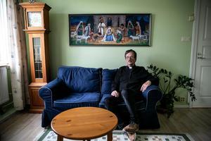 I 30 år har Gunnar Persson varit präst i Ludvika med omnejd.