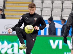 Albin Granlund kan förlänga CV:t med några ytterligare landskamper för Finland.