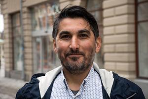 Ahmad Baradee, 40 år, studerar, Sundsvall: