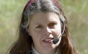 Anna-Karin Jobs Arnberg, Dala-Floda, kan från och med den 7 november titulera sig broderimästare.