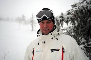 SkiStars vd Mats Årjes gläds åt det positiva ekonomiska resultatet.