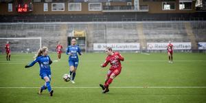 Heather Williams och Kif Örebro möter härnäst Uppsala i svenska cupen.