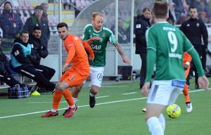 Anton Lundin och hans Brage har inlett säsongen riktigt bra.