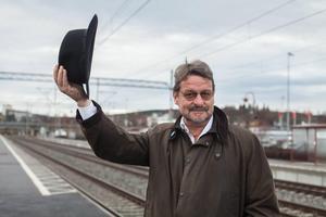 Anders Gäfvert (M), oppositionsråd i Härnösand.