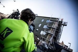 87 lägenheter står klara för inflytt. Projektet Kvarteret Teatern landade på 190 miljoner kronor.