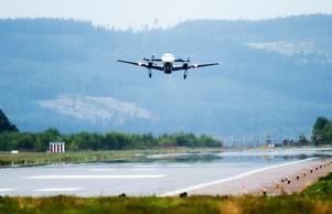 Chartertrafiken är viktigast – sett till antal passagerare.