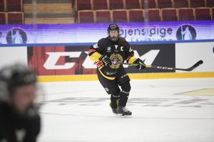 Det blir spel om platserna 5-8 i TV-pucken för Södermanlands tjejer. Detta efter en 1–3-förlust i kvartsfinalen mot Ångermanland. Bild: Elin Bergvik Eriksson