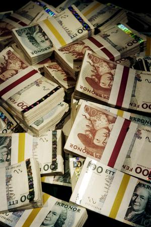 Underlättar. Nya företag behöver riskvilligt kapital. Centerpartiet vill införa ett riskkapital-avdrag för att underlätta nyföretagande, skriver Marita Ljung. foto: scanpix