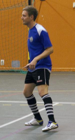 Simon Åberg är laddad för SM-semifinal.