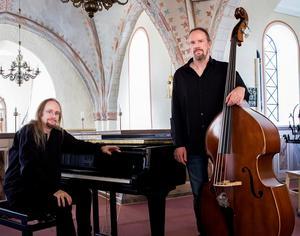 Jens och Anders Johansson är aktuella med skivan