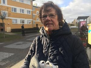 Karin Andéer bor på Arholmagatan.
