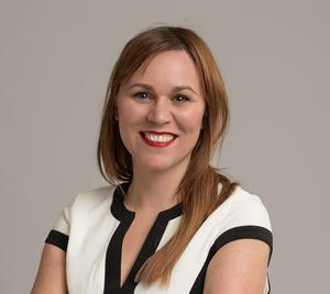 Linnéa Engström är programdirektör för miljömärkningen Marine Stewardship Council (MSC) i Skandinavien och Östersjöregionen. Foto: Pressbild