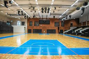 Ytterligare en utbyggnad av nya Sporthallen verkar väldigt svår att kunna genomföra.
