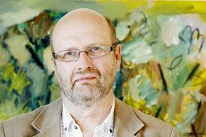 Leif Öhr, konstnär.