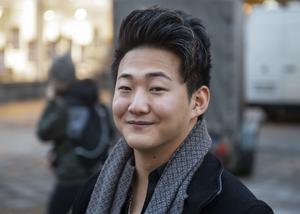 Kim Jin Soo, 21 år, bartender, Sundsvall