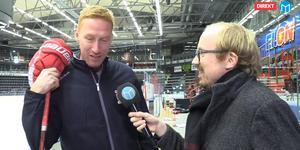 Jörgen Jönsson är ny assisterande tränare i Örebro Hockey.