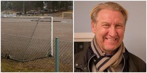 Målet är att komma i gång med den nya planen på Hölö IP under sommarhalvåret, säger Michael Andersson.