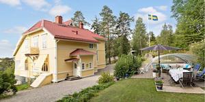 Villa Bergklint 1 i Kvissleby såldes för 5 700 000 kronor.