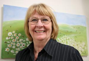 Marita S Åkesson i Odensbacken.