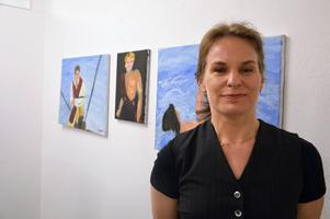MalinMatilda Allberg har arbetat med barndomsminnen.