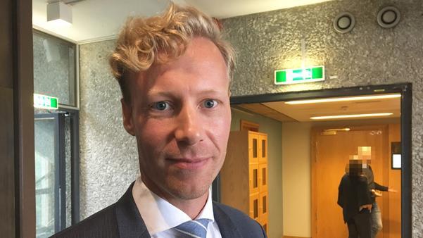 """""""Säljarna har inte känt till några brister"""", säger deras företrädare och advokat, Andreas Natt och Dag."""
