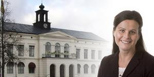 Sara Schelin, kommunchef i Köping. Foto: arkiv/ Per Groth