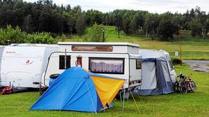 Jag tror att det är min ovana att sova dåligt som gör mig till en så dålig campare. Foto: Jan Colsiöö
