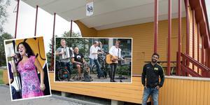 Nu till helgen ordnas en musikfest i Sollefteås stadspark.