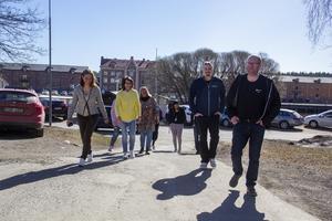 Fritidsledare från hela Hälsingland träffades i Söderhamn för att planera Camp Hälsingland.