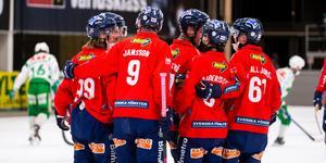 Edsbyn – elitseriens bästa lag säsongen 2019/20.