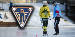 Jonatan Sundberg har tagit upp elitsatsningen i Bollnäs tröja. Foto: Rikard Bäckman.
