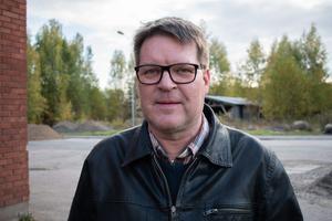 Leif Pettersson, kommunstyrelsens ordförande Ludvika (S)