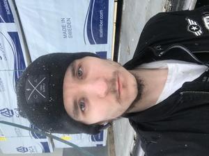 Mattias Strandgård blev av med sin bil två gånger under en veckas tid.