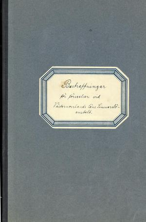 Bestraffningsboken från Bodaborg innehåller detaljerade beskrivningar av barnens förseelser och dess påföljder.