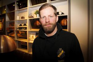 AIK:s lagkapten Johan Willes.