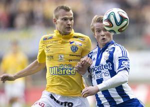 Rasmus Sjöstedt (t.v.).