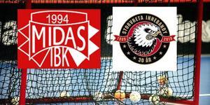 Den 12 december livesänder vi ungdomsmatchen Midas mot Storvreta.