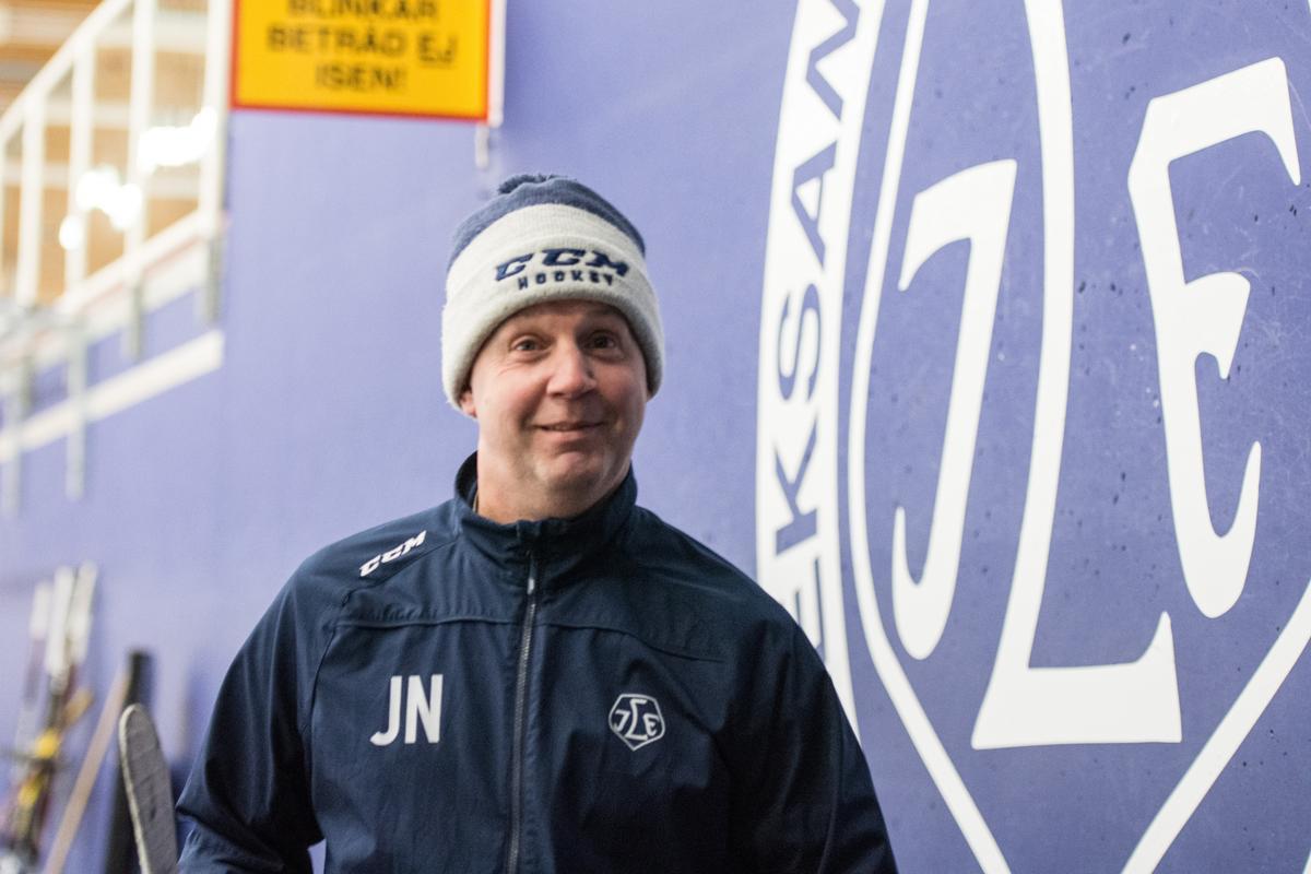 """Fick lämna LIF – nu kliver han in i Borlänges ledarstab: """"Otroligt spännande"""""""