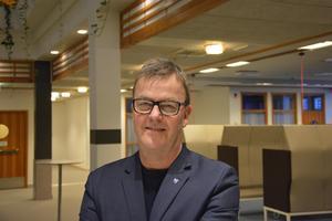 Anders Fager, verksamhetschef för grundskolan, var nöjd med årets uppslutning.