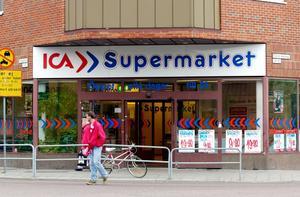 Frimärksbutik. Ica Supermarket i Falun säljer mest frimärken i Dalarna. Foto:KJELLJANSSON/Arkiv