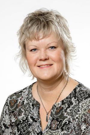Nina Höijer (S), ordförande i samhällsbyggnadsnämnden Region Örebro län. Foto: Region Örebro län