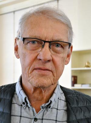 SPF Faluns ordförande Anders Sätterberg.