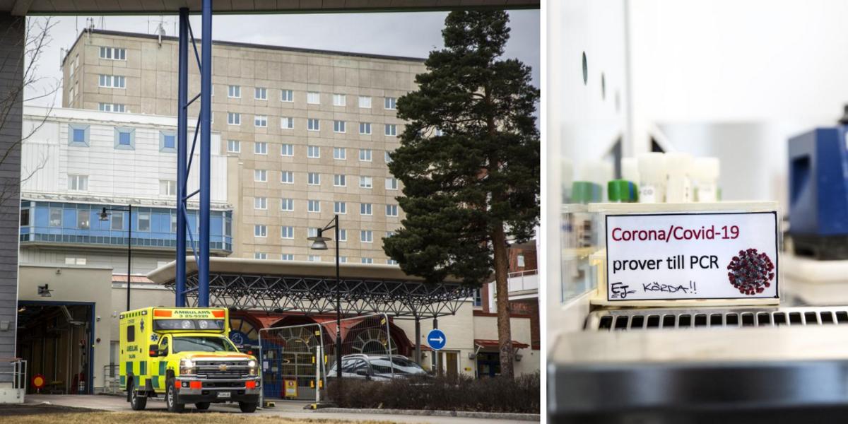 JUST NU: Fler döda i covid-19 – totalt 27 avlidna i Dalarna