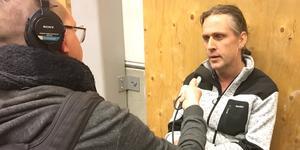 Sveriges Radio var på plats på Crossfit Smedjan för att intervjua Mikael Kroon efter insatsen.