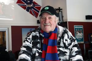 Rolf Bomark tycker det är roligt att Edsbyn åter spelar en SM-final.