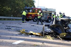 Vid varje svår olycka gör Trafikverket en analys av orsakerna. Arkivbild.