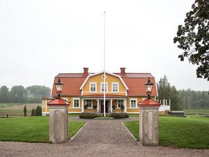 Näckenbäck och gården Söders i By Kyrkby. Foto: Johan Spinnell